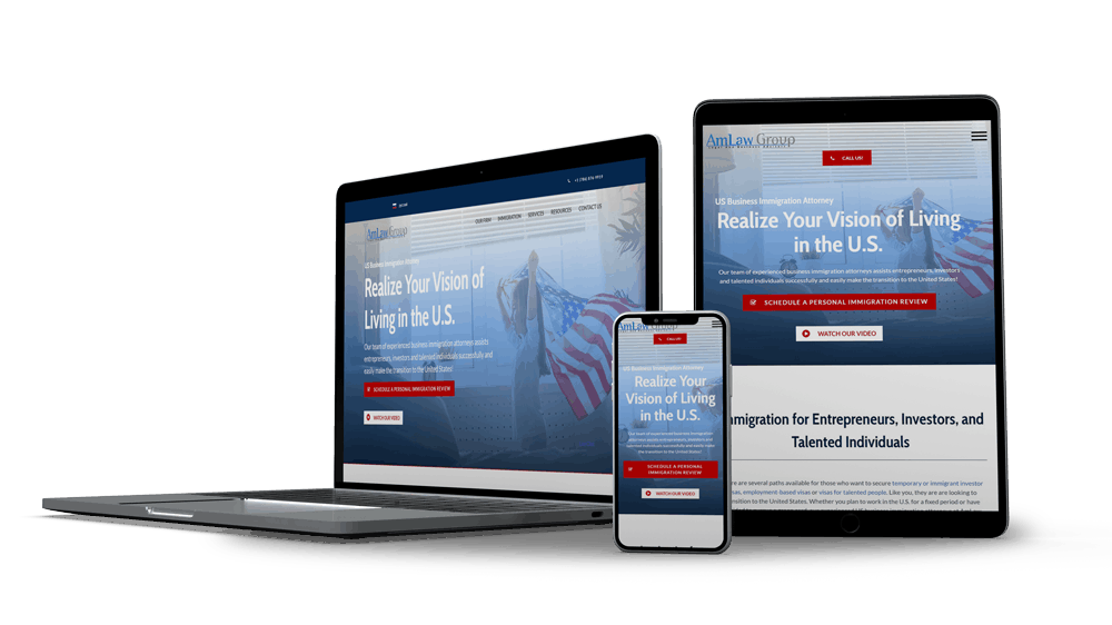 Website Design for Small Law Firms